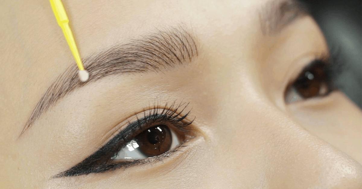 DJ Tít - Điêu khắc lông mày tại DK Eyebrows & Beauty