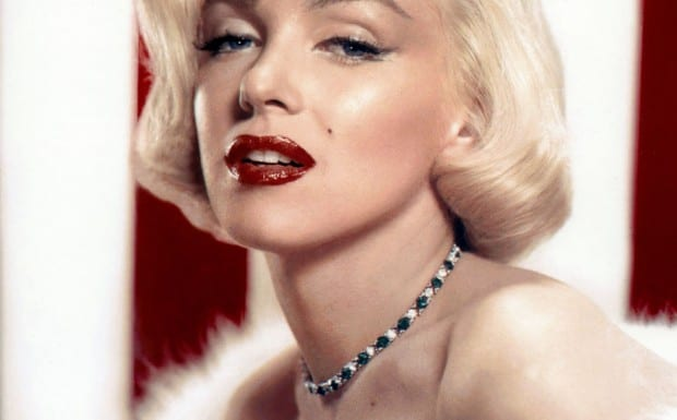 Đôi môi đẹp nhất của Marilyn Monroe