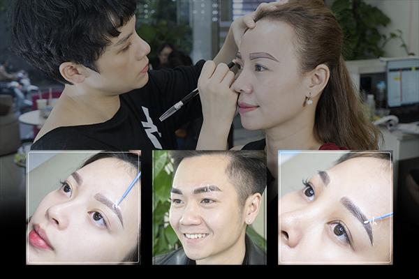 Ưu điểm của công nghệ khắc sợi bằng máy - Hairstrokes