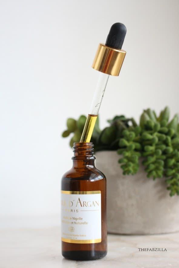 Marie d'Argan Nigella Sativa Oil