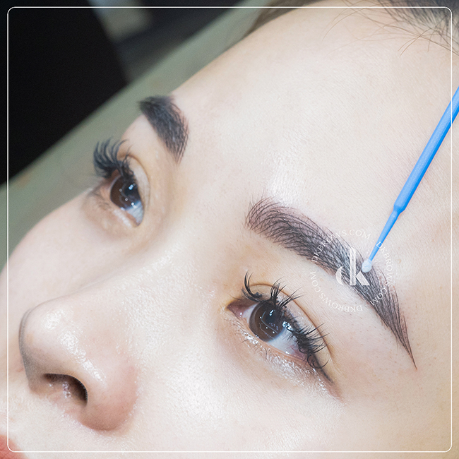 phun long may roi co lam duoc hairstroke khong