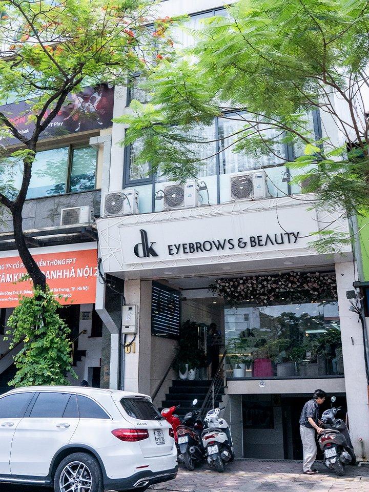 DK Eyebrows & Beauty 61 Nguyễn Công Trứ, Hai Bà Trưng, Hà Nội